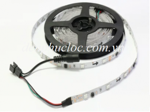 Đèn Led Dây Dán 5050 Chip 1903 Full Color